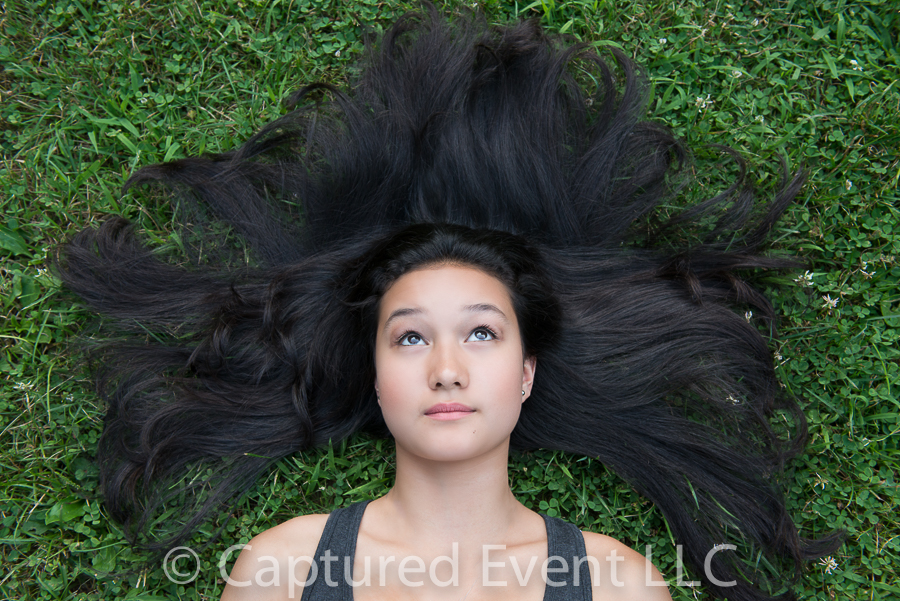 Portraits by Captured Event