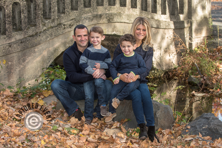 Family Portrait Session by Captured Event LLC
